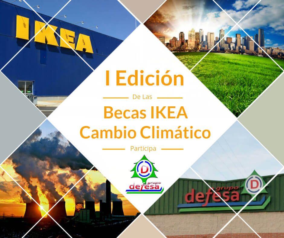 Concluye la primera edición de las Becas IKEA Cambio Climático